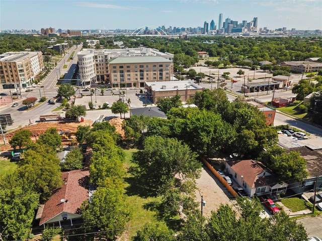 115 W 8th Street, Dallas, TX 75208 (MLS #14402493) :: The Heyl Group at Keller Williams