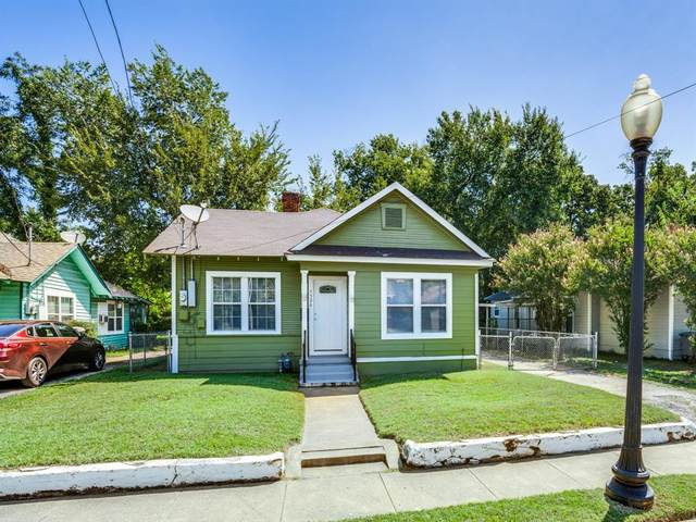 3526 Meyers Street, Dallas, TX 75215 (MLS #14402540) :: EXIT Realty Elite