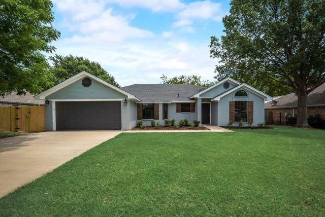7032 Windhaven Road, North Richland Hills, TX 76182 (MLS #14402557) :: The Heyl Group at Keller Williams