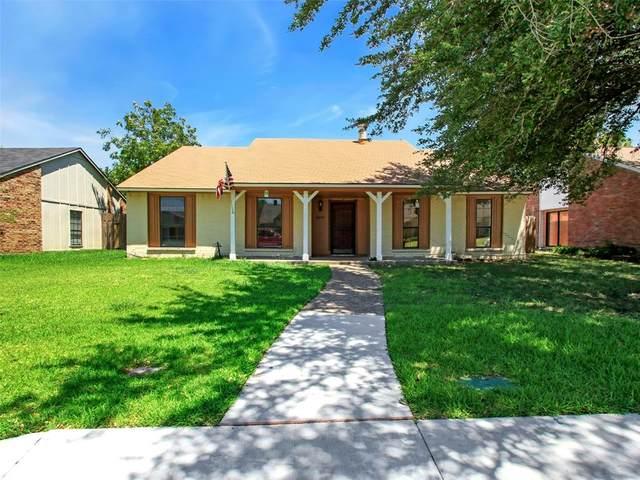 8601 Chesham Drive, Rowlett, TX 75088 (MLS #14402566) :: The Rhodes Team