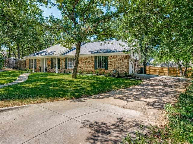 2125 Tamworth Court, Bedford, TX 76021 (MLS #14402571) :: The Mitchell Group