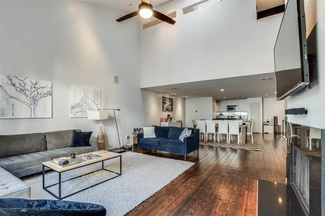 2704 Shelby Avenue, Dallas, TX 75219 (MLS #14402576) :: The Heyl Group at Keller Williams