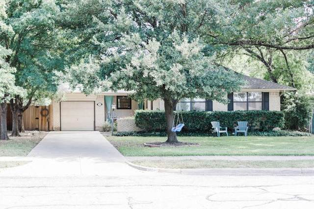 510 Westwood Drive, Richardson, TX 75080 (MLS #14402610) :: Frankie Arthur Real Estate