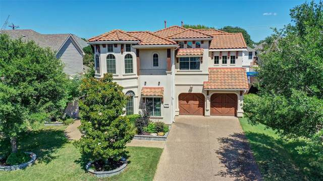 6016 Garden Gate Drive, Plano, TX 75024 (MLS #14402623) :: The Chad Smith Team