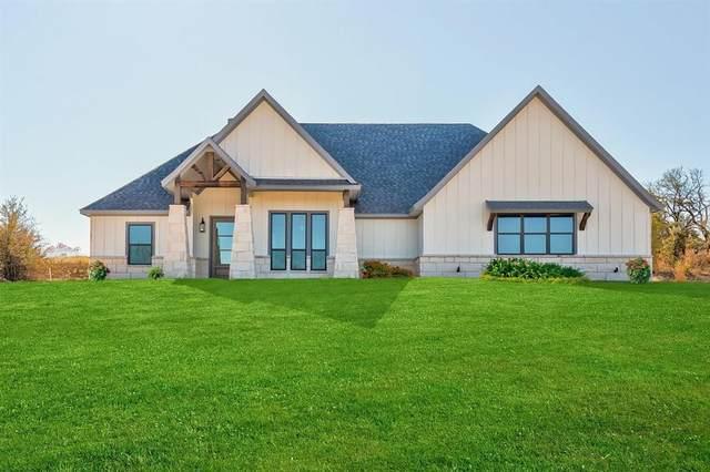 1091 Lost Horizon, Azle, TX 76020 (MLS #14402632) :: The Hornburg Real Estate Group