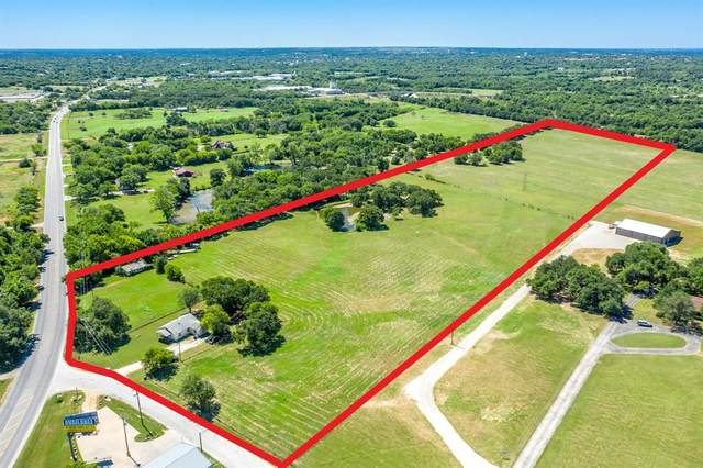 TBD A Cartwright Park Road, Weatherford, TX 76088 (MLS #14402640) :: The Good Home Team