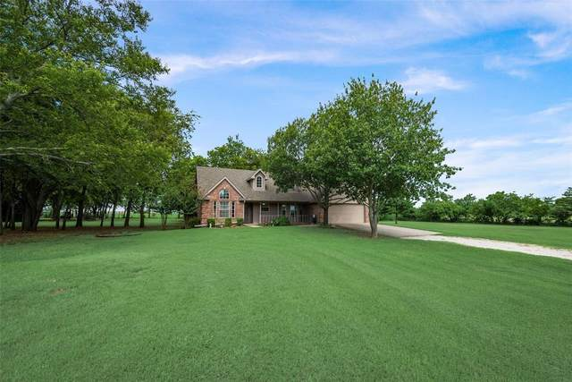 4701 Hopkins Road, Krum, TX 76249 (MLS #14402654) :: The Mauelshagen Group