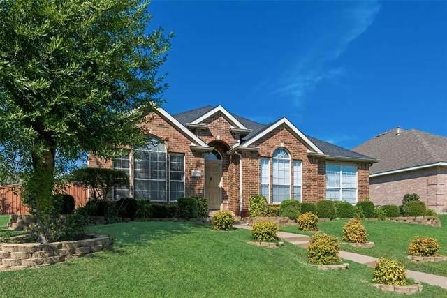 3409 Danbury Lane, Plano, TX 75074 (MLS #14402657) :: Real Estate By Design