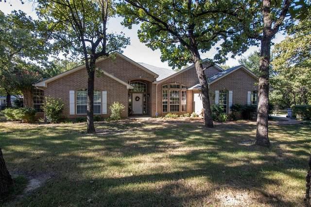 278 Hlavek Road, Decatur, TX 76234 (MLS #14402665) :: The Heyl Group at Keller Williams