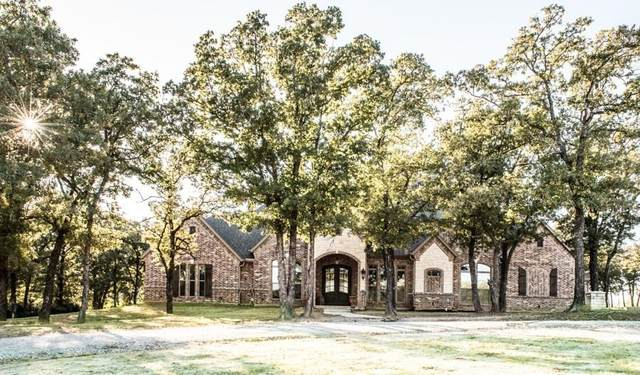 394 County Road 1170, Decatur, TX 76234 (MLS #14402697) :: The Mauelshagen Group