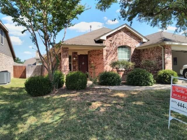 9244 Conestoga Drive, Fort Worth, TX 76131 (MLS #14402702) :: The Heyl Group at Keller Williams