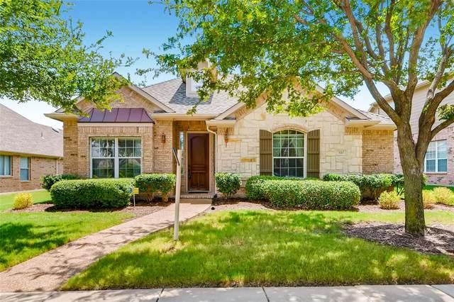 937 Panther Lane, Allen, TX 75013 (MLS #14402706) :: The Kimberly Davis Group