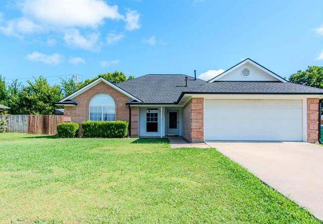 3506 Stanford Street, Greenville, TX 75401 (MLS #14402716) :: The Heyl Group at Keller Williams
