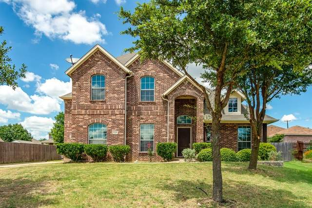 6329 Pebble Beach Court, North Richland Hills, TX 76180 (MLS #14402720) :: Frankie Arthur Real Estate