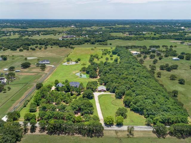 1020 E Hickory Hill Road, Argyle, TX 76226 (MLS #14402747) :: The Mauelshagen Group