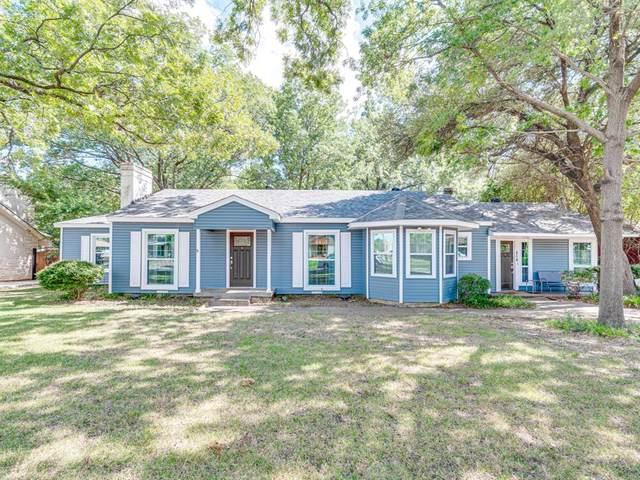 418 E 7th Street, Irving, TX 75060 (MLS #14402754) :: NewHomePrograms.com LLC