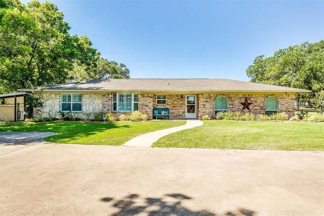 2263 Dicey Road, Weatherford, TX 76085 (MLS #14402796) :: NewHomePrograms.com LLC