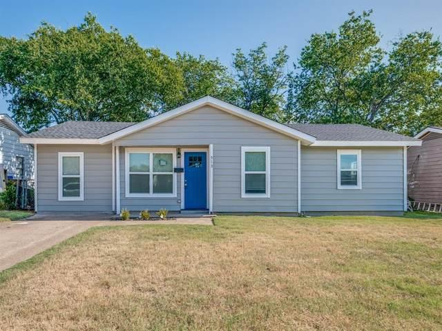 513 Himes Drive, Euless, TX 76039 (MLS #14402801) :: NewHomePrograms.com LLC