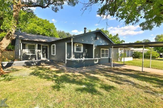 757 Westview Drive, Abilene, TX 79603 (MLS #14402806) :: North Texas Team | RE/MAX Lifestyle Property