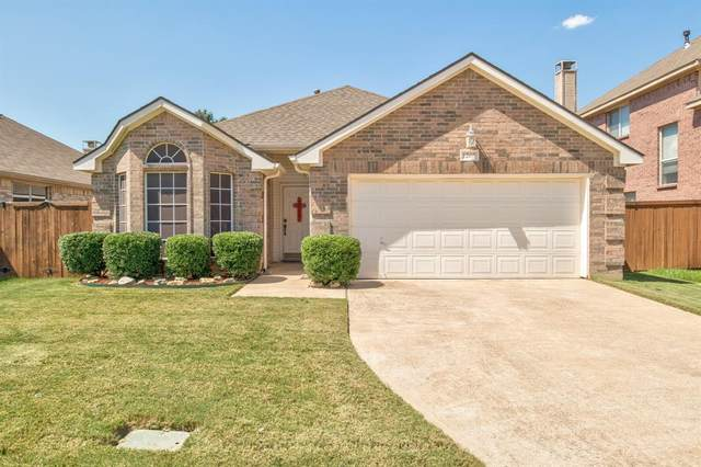 1205 Denise Court, Lewisville, TX 75067 (MLS #14402811) :: The Kimberly Davis Group