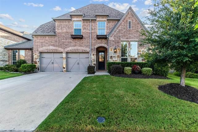 1321 Skyflower Lane, Celina, TX 75009 (MLS #14402827) :: Maegan Brest | Keller Williams Realty