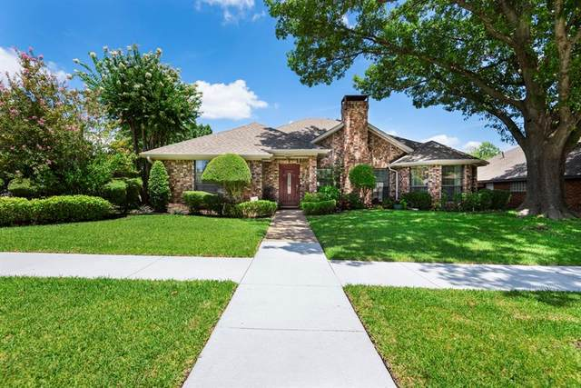 4906 Portola Drive, Garland, TX 75043 (MLS #14402831) :: The Mauelshagen Group