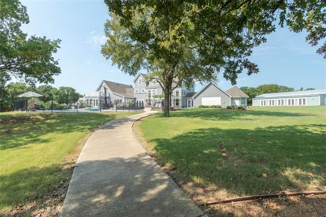 528 Northshore Lane, Valley View, TX 76272 (MLS #14402844) :: Hargrove Realty Group