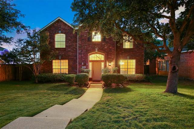 11315 Prestige Drive, Frisco, TX 75033 (MLS #14402846) :: Frankie Arthur Real Estate