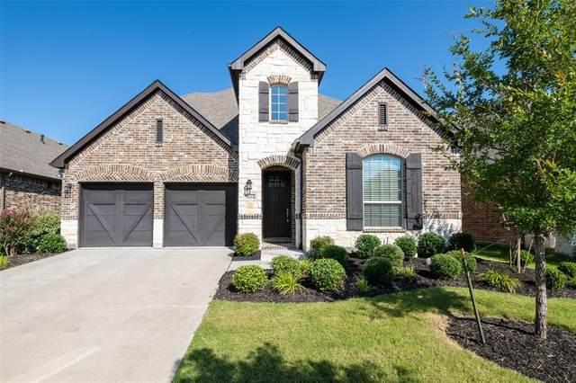 1616 Adams Place, Prosper, TX 75078 (MLS #14402849) :: The Star Team | JP & Associates Realtors