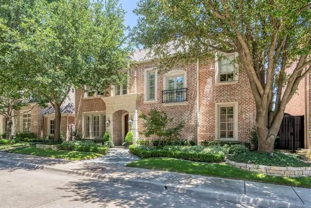 12016 Edgestone Road, Dallas, TX 75230 (MLS #14402861) :: The Tierny Jordan Network