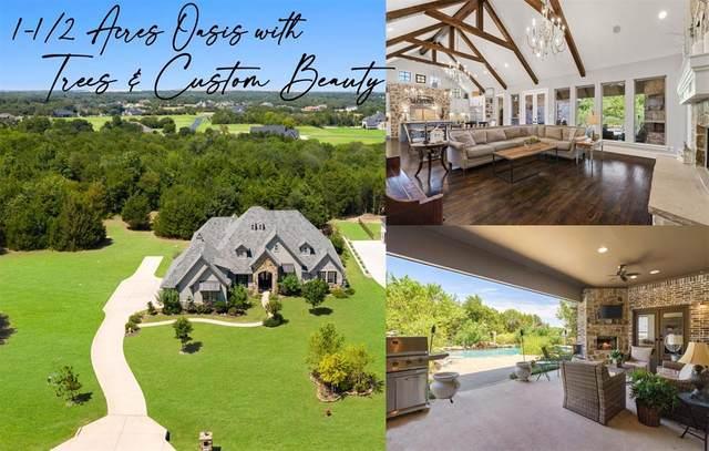 4541 Lake Breeze Drive, Mckinney, TX 75071 (MLS #14402864) :: Lyn L. Thomas Real Estate | Keller Williams Allen