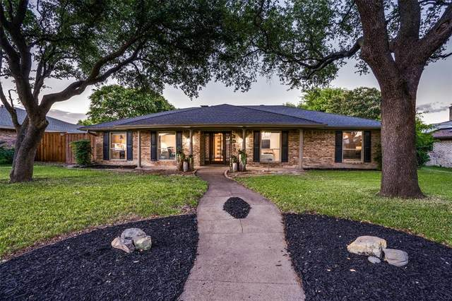 3013 Princeton Drive, Plano, TX 75075 (MLS #14402869) :: Real Estate By Design