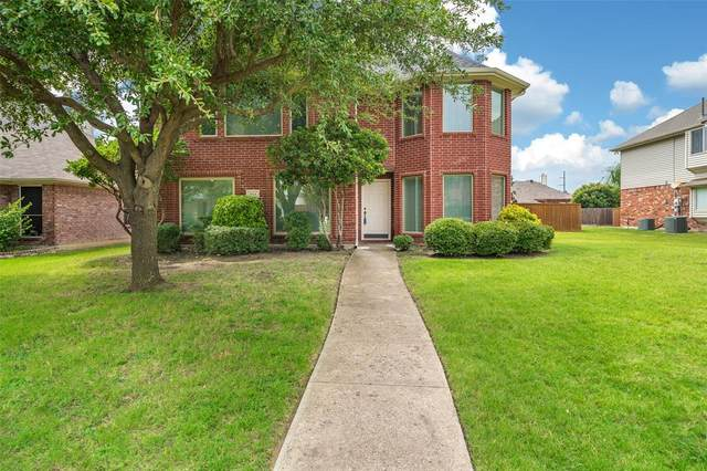 3813 Aberdeen Court, Richardson, TX 75082 (MLS #14402875) :: The Good Home Team