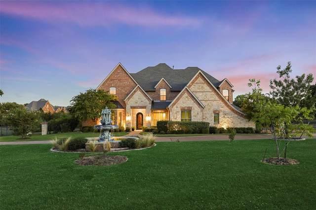 505 Clariden Ranch Road, Southlake, TX 76092 (MLS #14402876) :: EXIT Realty Elite