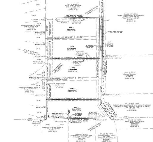 8901 Indian Knoll Trail, Keller, TX 76248 (MLS #14402890) :: The Kimberly Davis Group