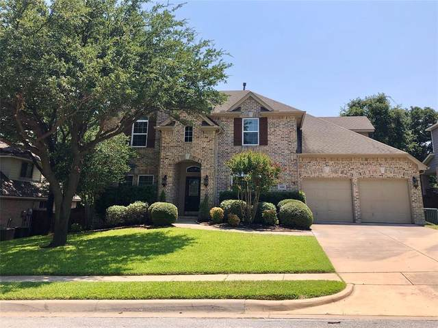 2688 Pinehurst Drive, Grapevine, TX 76051 (MLS #14402924) :: The Mauelshagen Group