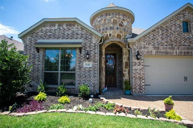 3145 Marble Falls Drive, Forney, TX 75126 (MLS #14402926) :: The Heyl Group at Keller Williams