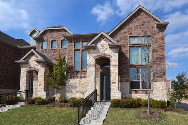 217 E Spring Valley Road, Richardson, TX 75081 (MLS #14402931) :: Frankie Arthur Real Estate
