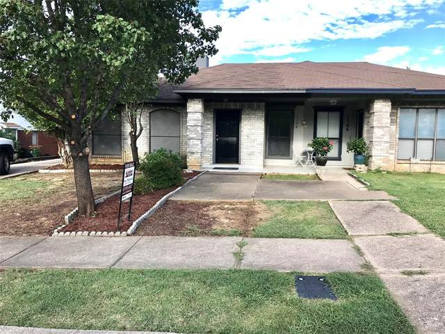1148 Highpoint Road, Bedford, TX 76022 (MLS #14402932) :: The Kimberly Davis Group