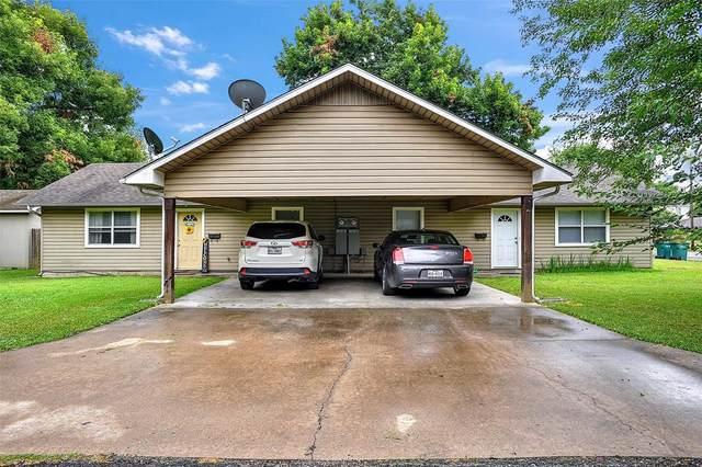 1201 S Travis Street, Sherman, TX 75090 (MLS #14402950) :: The Heyl Group at Keller Williams