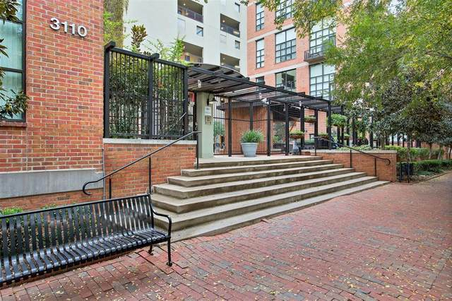 3110 Thomas Avenue #731, Dallas, TX 75204 (MLS #14402972) :: RE/MAX Landmark