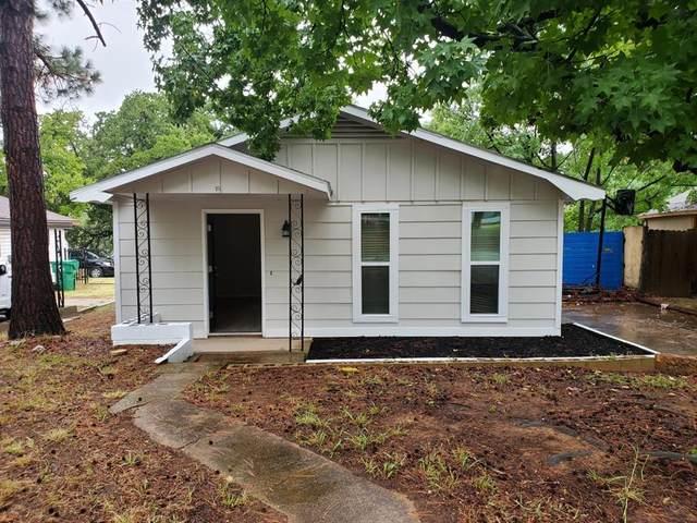721 N Wood Street, Denton, TX 76209 (MLS #14402987) :: NewHomePrograms.com LLC