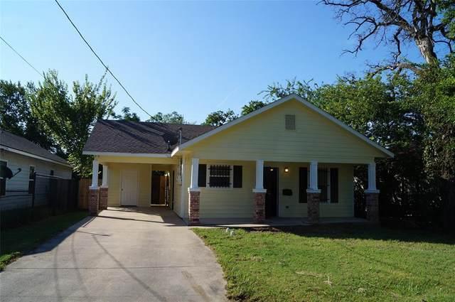 4518 Hamilton Avenue, Dallas, TX 75210 (MLS #14403025) :: The Heyl Group at Keller Williams