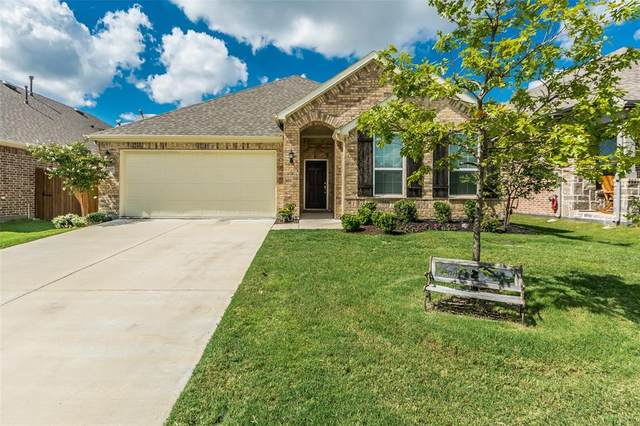 1217 Ash Street, Celina, TX 75009 (MLS #14403041) :: The Heyl Group at Keller Williams
