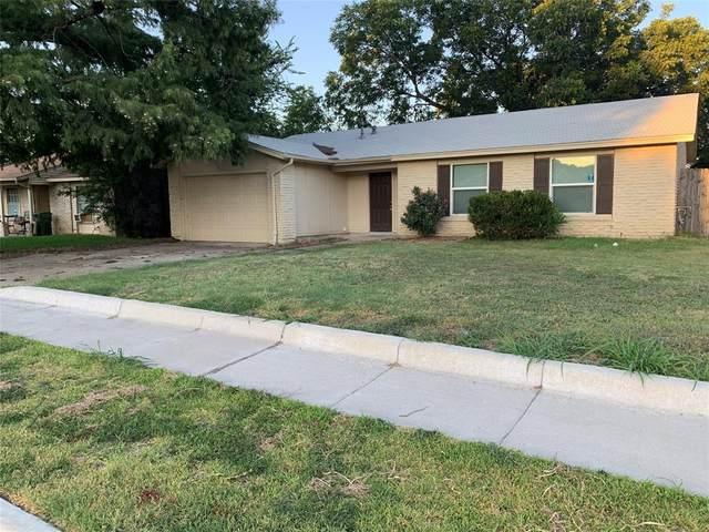 3107 Hanover Drive, Arlington, TX 76014 (MLS #14403057) :: EXIT Realty Elite