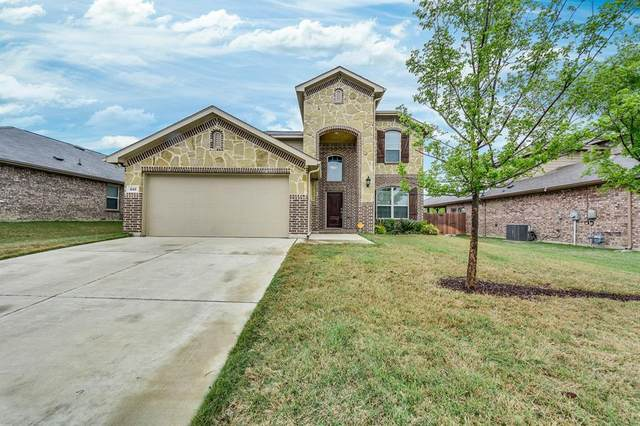 449 Peach Lane, Burleson, TX 76028 (MLS #14403108) :: RE/MAX Pinnacle Group REALTORS