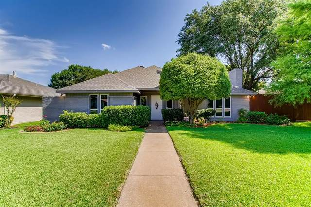 1307 E Spring Valley Road, Richardson, TX 75081 (MLS #14403125) :: Frankie Arthur Real Estate