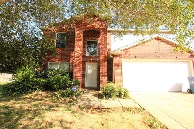 203 Oakhurst Drive, Seagoville, TX 75159 (MLS #14403140) :: The Heyl Group at Keller Williams