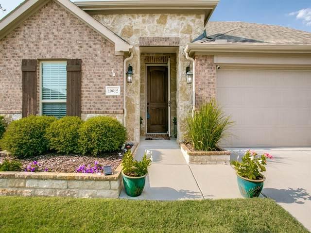 10612 Promenade Terrace, Mckinney, TX 75072 (MLS #14403150) :: The Rhodes Team