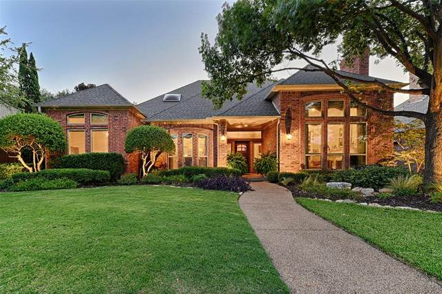 3409 Chaney Lane, Plano, TX 75093 (MLS #14403194) :: The Heyl Group at Keller Williams